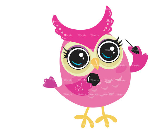 570x453 Cute Owl Clipart Clip Art Baby Owl Clipart School Owl By Werata