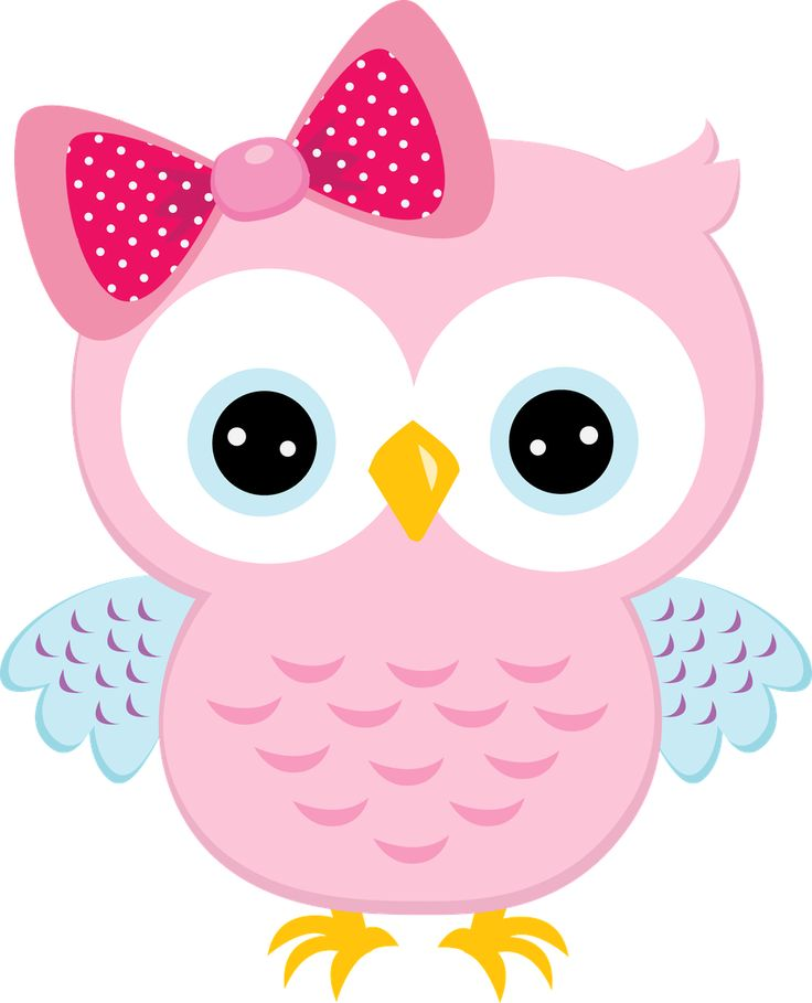 Baby Owl Clipart | Free download on ClipArtMag