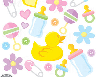 340x270 Baby Clipart Etsy
