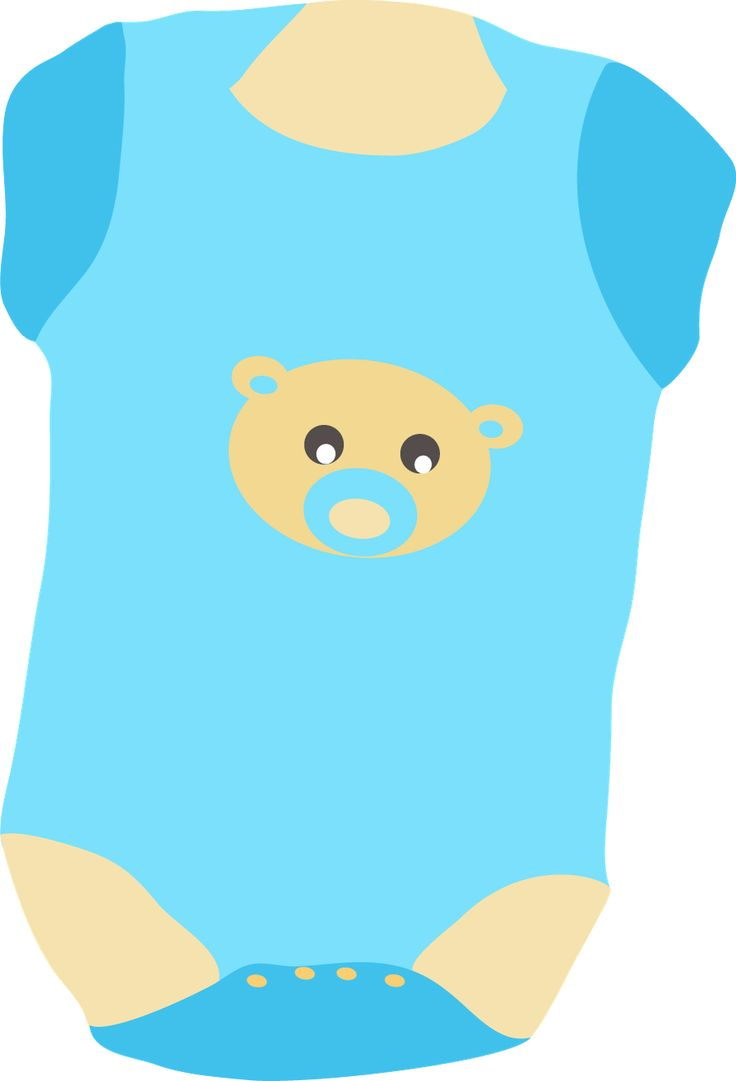 736x1081 Baby Clothes Clipart