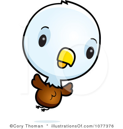 400x420 Baby Eagle Free Clipart