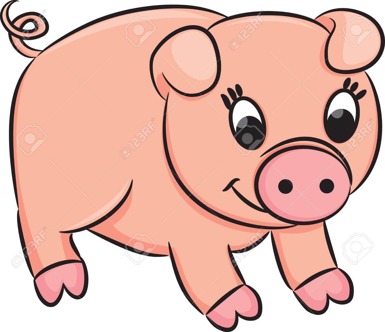 1300x1122 Pork Clipart Baby Pig