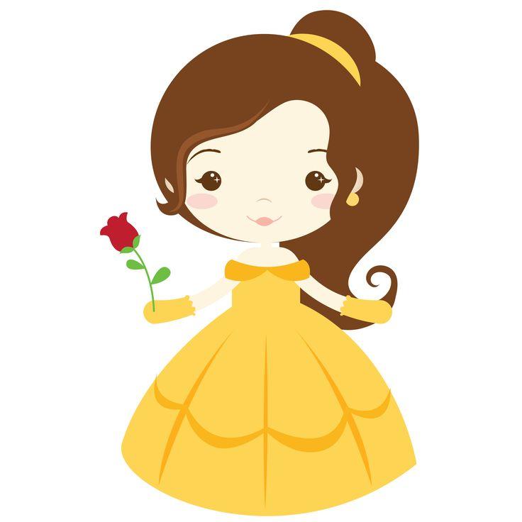 736x736 Baby Disney Princesas Clipart