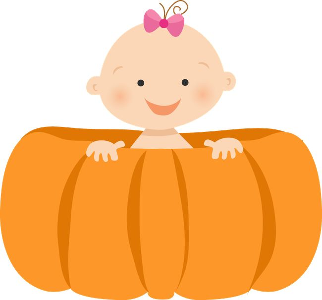 650x605 Graphics For Graphics Cute Baby Pumpkin