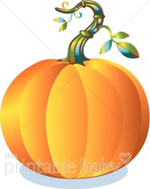 309x388 Pumpkin Clipart Garden Baby Clipart