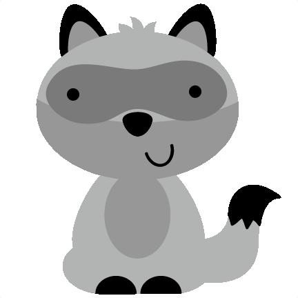 432x432 Free Raccoon Clipart