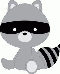236x288 Baby Raccoon Clipart