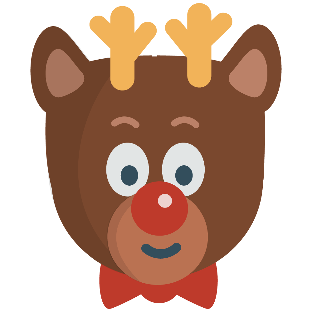1000x1000 Free To Use Amp Public Domain Reindeer Clip Art