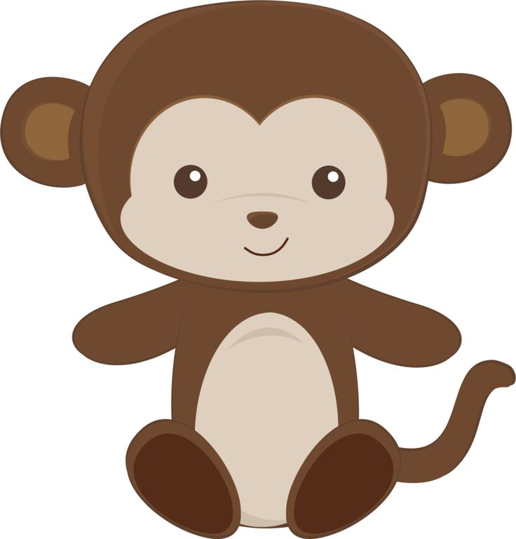 Baby Safari Animals Clipart Free Download Best Baby Safari Animals