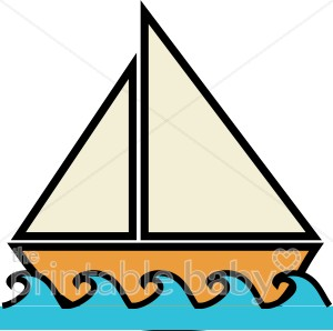 300x298 Boat On Water Clipart Beach Baby Clipart