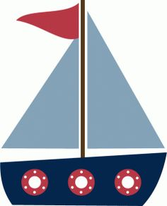 236x292 Sailboat Clipart Blue Baby