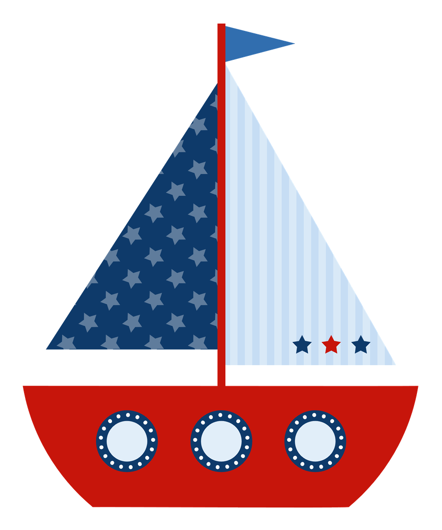 900x1080 Sailing Clipart Blue Baby