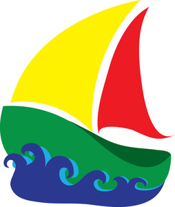 254x300 Baby Sailboat Clipart Free Clipart Images 2