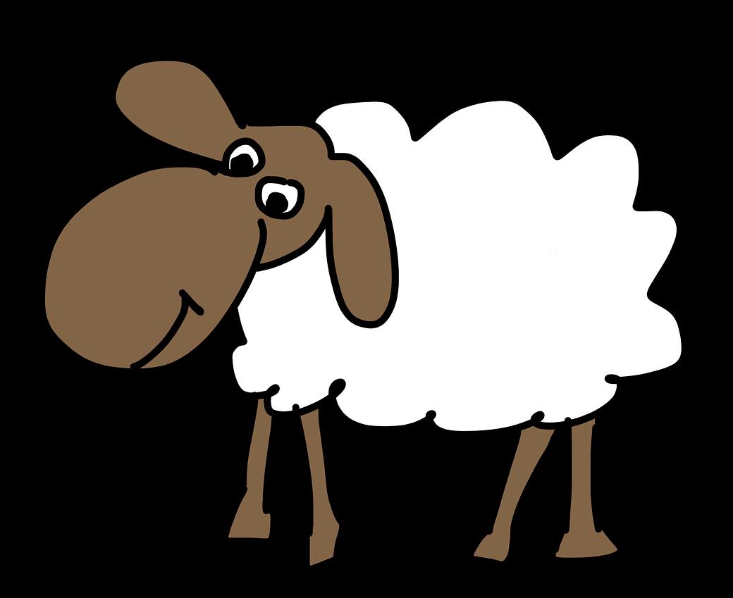 1040x849 Sheep Lamb Clipart 4 Image Clipartix 2