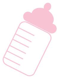 199x260 Baby Shower Clipart Girl