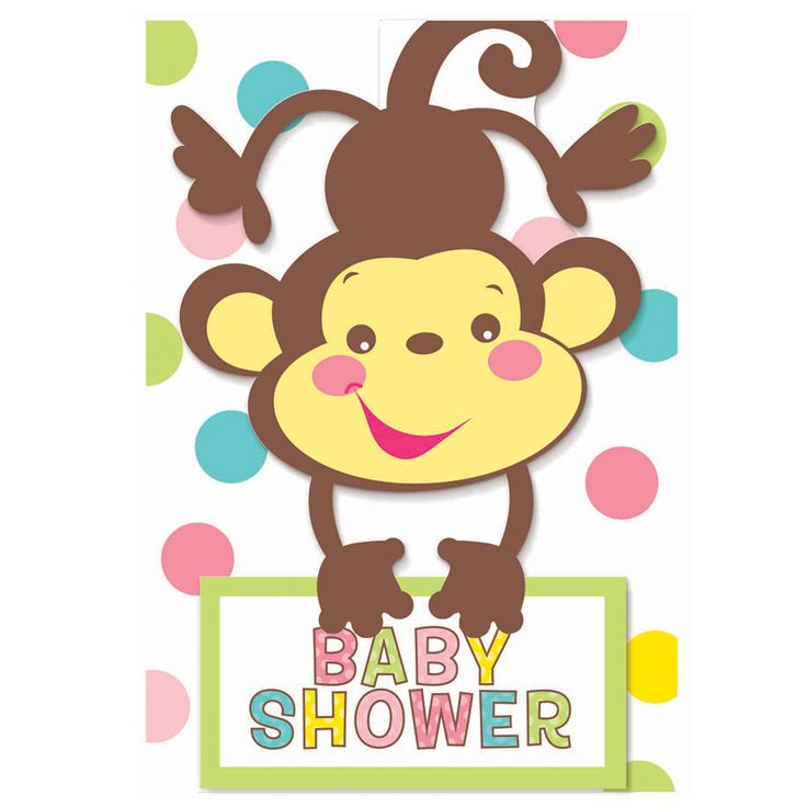 736x736 Clipart For Baby Invitation