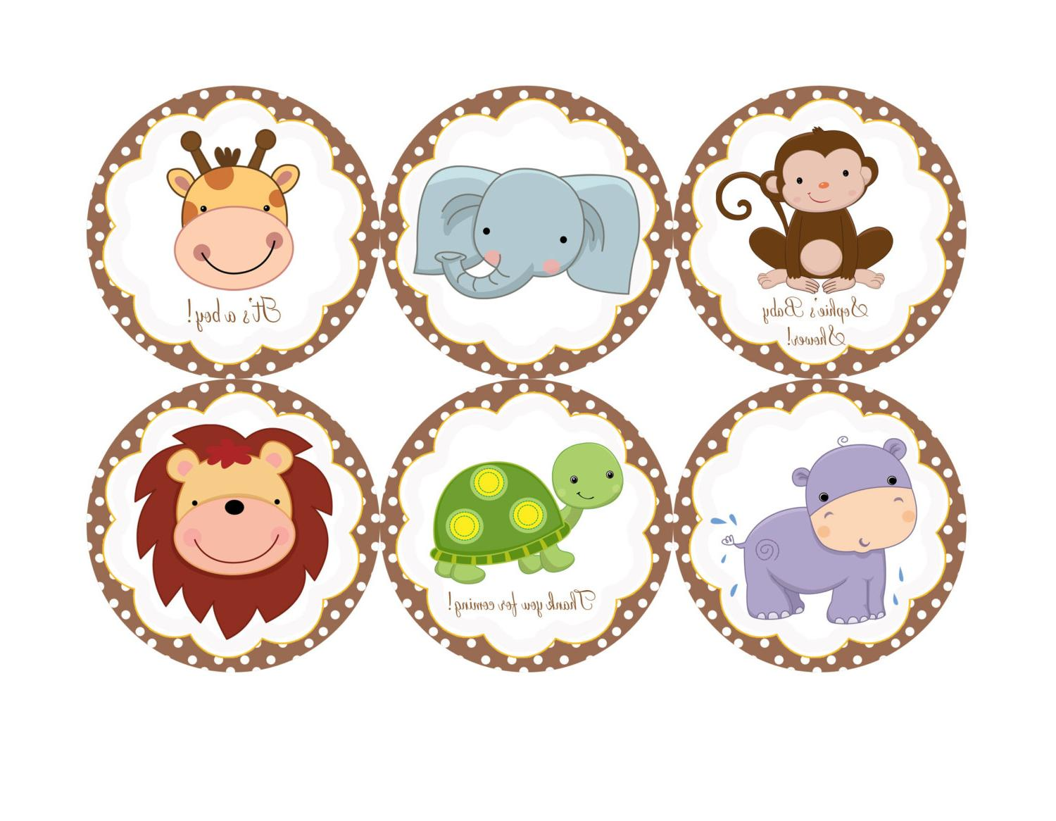 1500x1166 Unique Jungle Baby Shower Clip Art Pictures Free Vector Art
