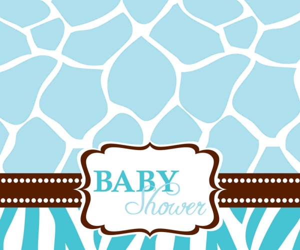 600x500 Soothing A Baby Shower To Improve Free Invitation Templates