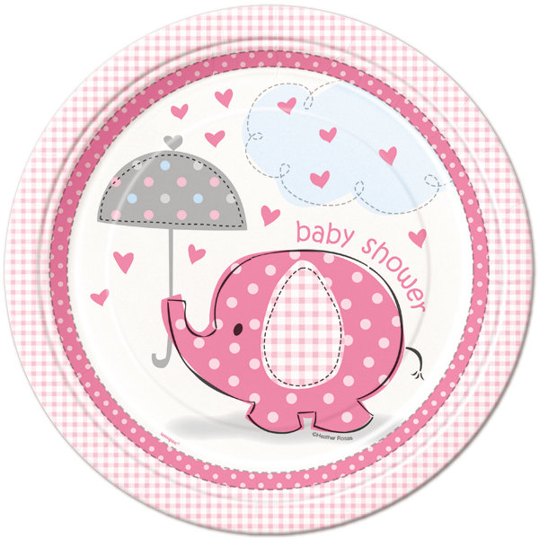 600x600 Elephant Baby Shower Decorations