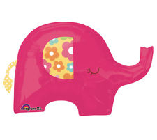 225x201 Pink Elephant Baby Shower Clipart Panda