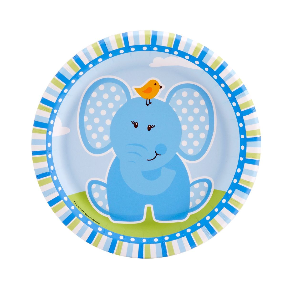 1200x1200 Themes Baby Shower Elephant Baby Shower Plates Elephant Baby
