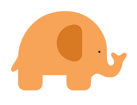 470x361 Baby Elephant Png