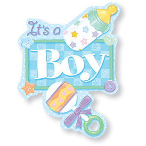 300x300 Baby Shower Its A Boy