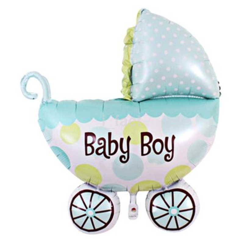 800x801 Foil Balloon Baby Boy Girl Newborn Baby Shower Christening