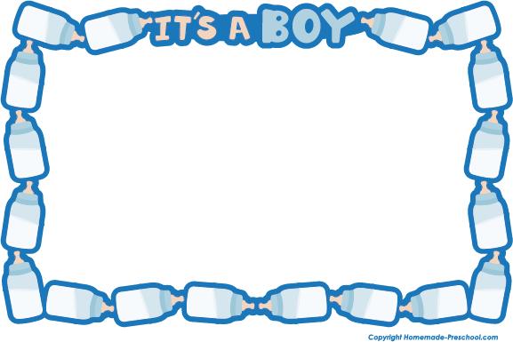 577x385 Graphics For Baby Boy Shower Borders Graphics