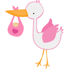 240x240 Free Baby Girl Clipart