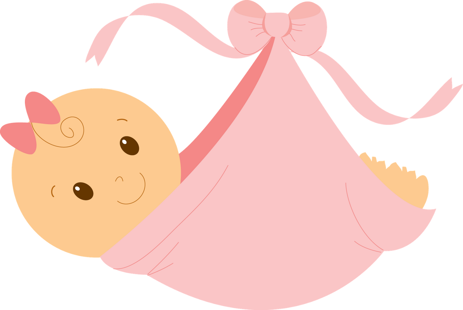 1600x1072 Girl Baby Shower Clipart