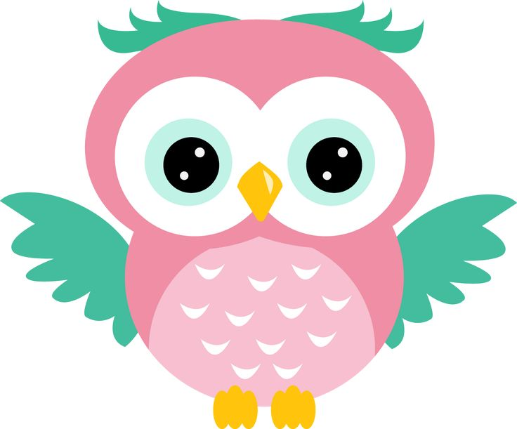 Baby Shower Owl Clipart
