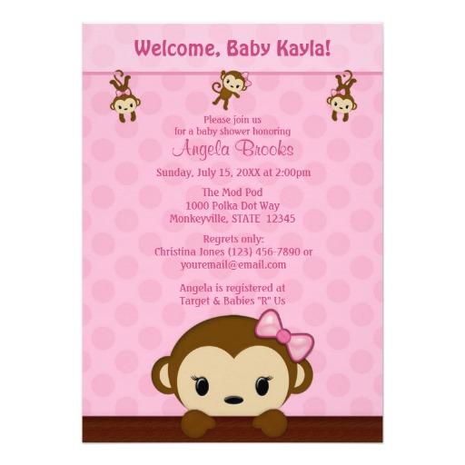 512x512 Personalized Crib Baby Shower Invitations