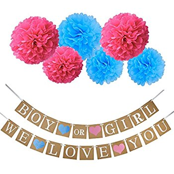 350x350 Baby Shower Decorations