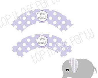 340x270 Purple Elephant Baby Etsy
