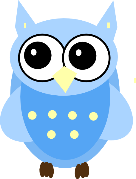 456x599 Free Owl Clipart For Baby Shower