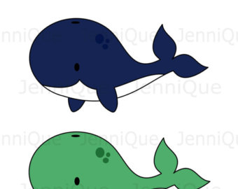 340x270 Printable Whale Etsy