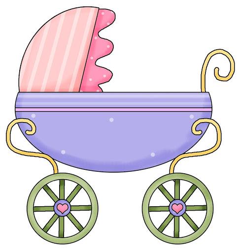 487x512 Baby Shower Clip Art