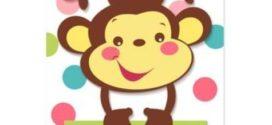 272x125 289 Best Monkey Images On Monkey Nursery, Monkey Baby