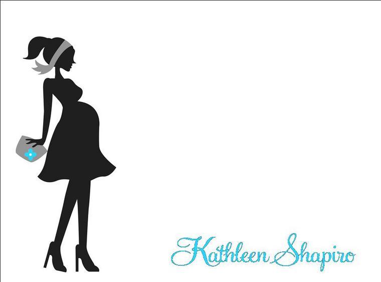760x562 Clip Art Pregnant Woman Baby Shower Clipart
