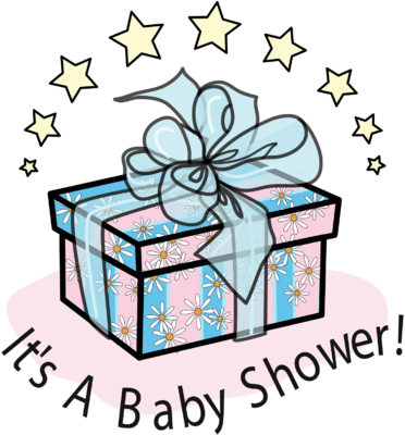 372x400 Gift Clipart Baby Gift