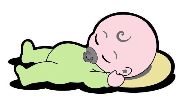 586x345 Sleeping Clipart Baby Sleep