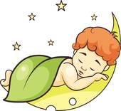 170x156 Baby Sleeping Clip Art