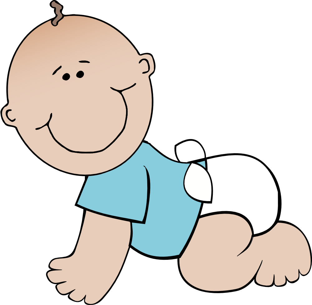 1000x978 Stork With Baby Clipart