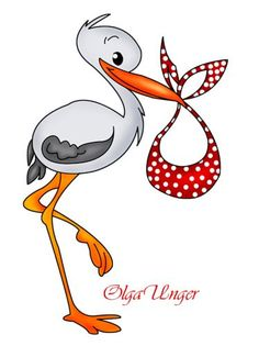 236x315 Stork Amp Baby Clipart