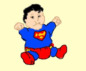 300x250 Baby Superman