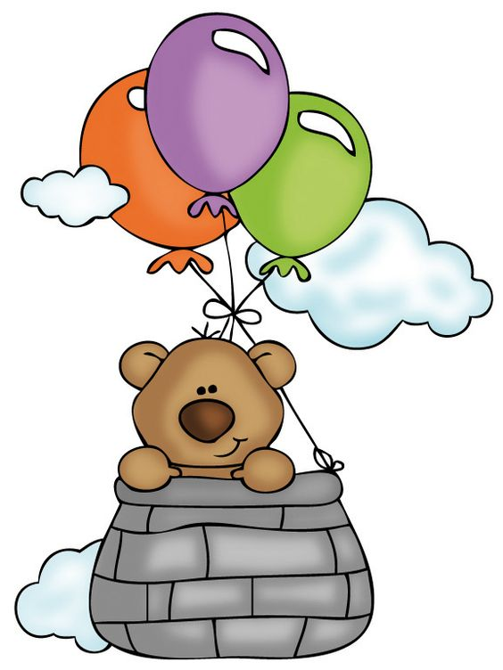 Baby Teddy Bear Clipart