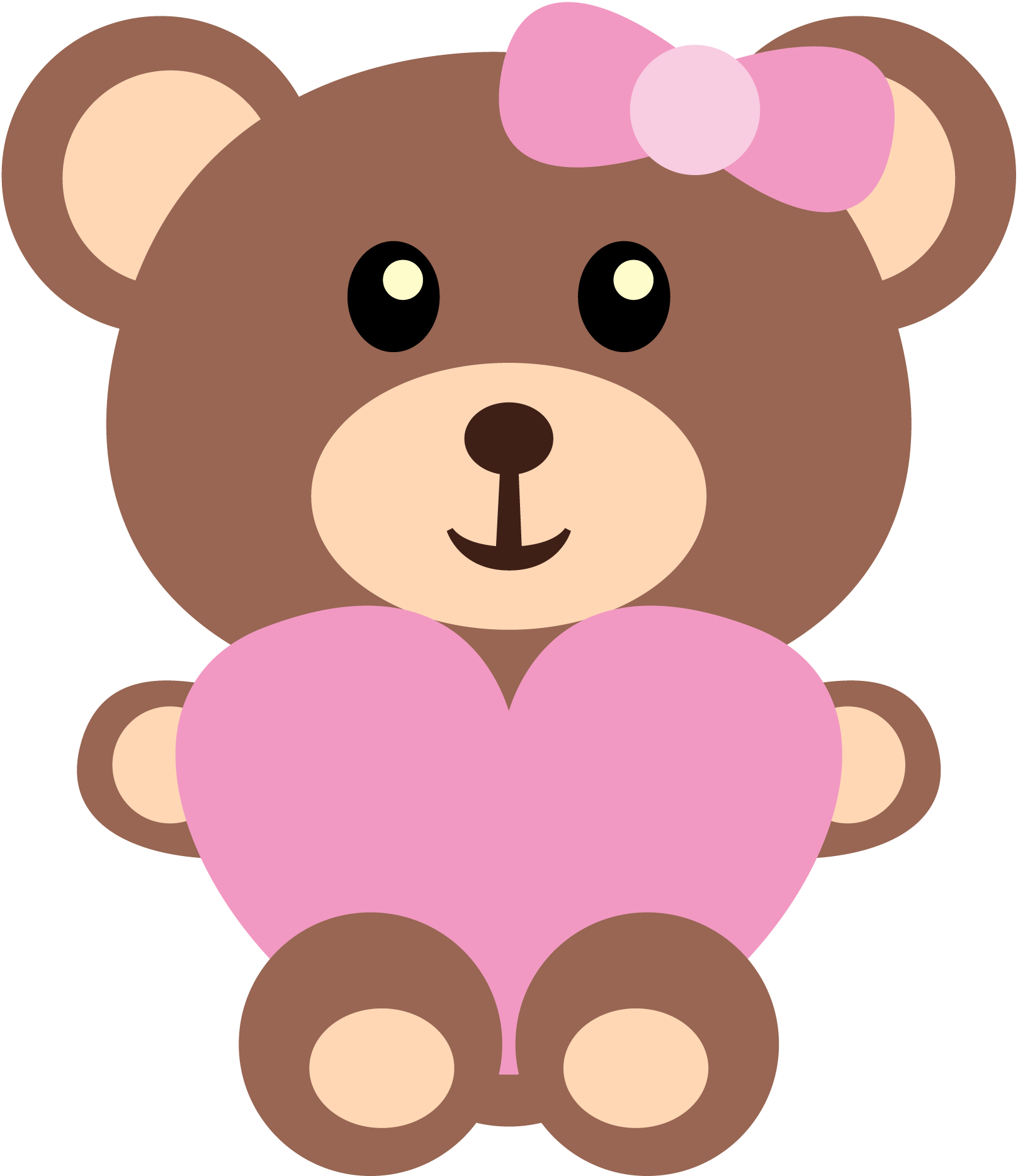 1617x1867 Teddy Bear Clipart Childrens Toy