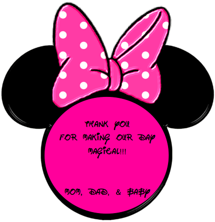 435x449 Minnie Mouse Thank You Clip Art Cliparts