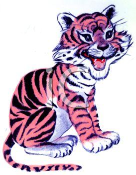 273x350 Baby Tiger
